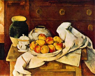 """Résultat de recherche d'images pour """"paul cézanne nature morte"""""""