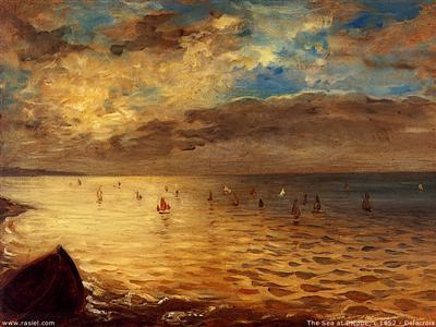 Le romantisme . Delacroix4