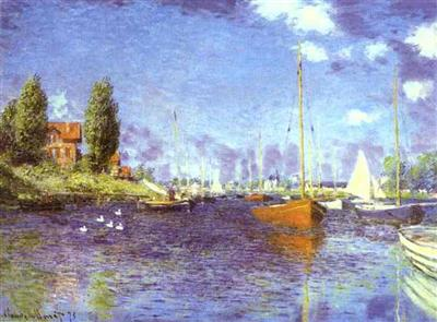 Claude Monet ve impressionnisme